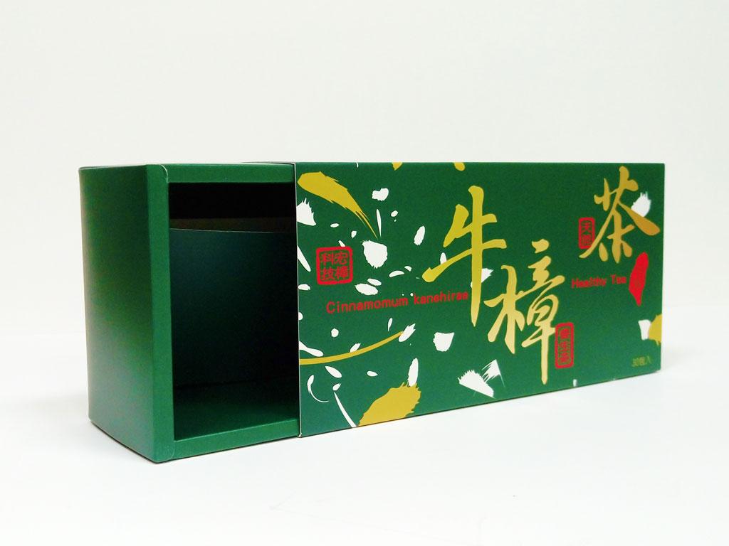 彩盒包裝作品