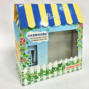 彩盒包裝-面膜盒印刷-pinky